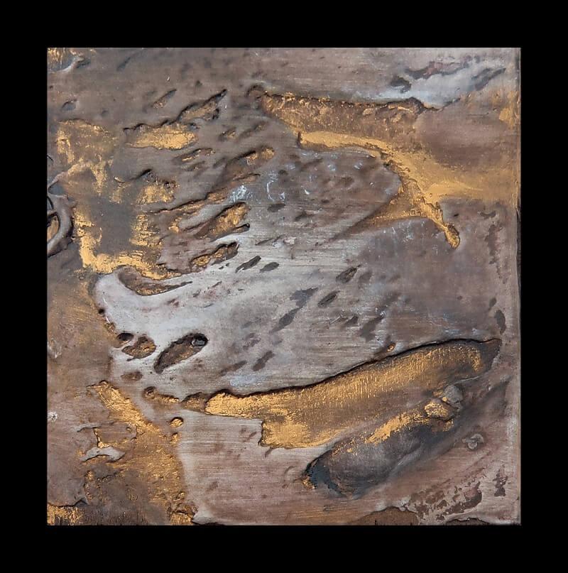 Dipingere a spatola i segreti di questa pittura irene for Quadri astratti in rilievo